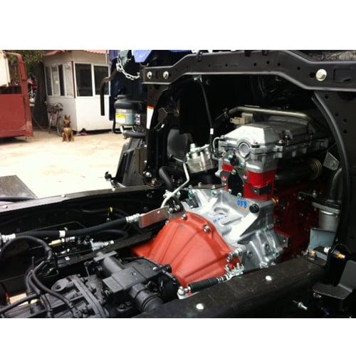xe bồn xăng dầu hino 6 khối