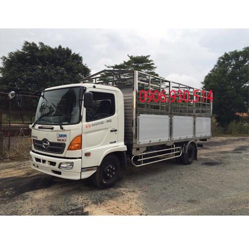 xe tải hino 6.4 tấn