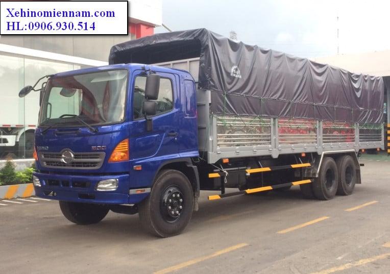 giá xe tải hino 16 tấn