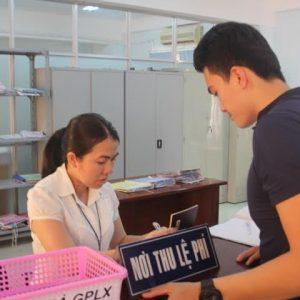Địa điểm đổi giấy phép lái xe tại tphcm