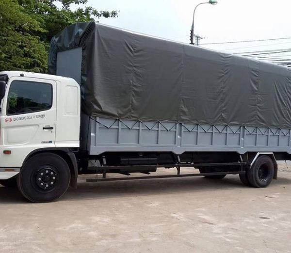 Giá xe tải hino 8 tấn