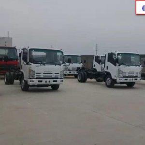 Kích thước xe tải 8 tấn