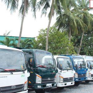 Xe tải cũ nhập khẩu