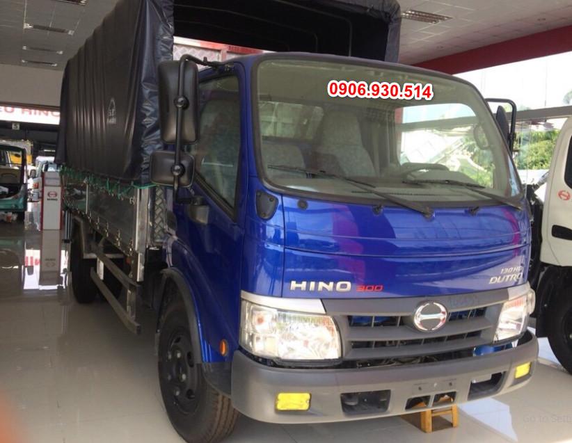 xe tải hino 3.5 tấn