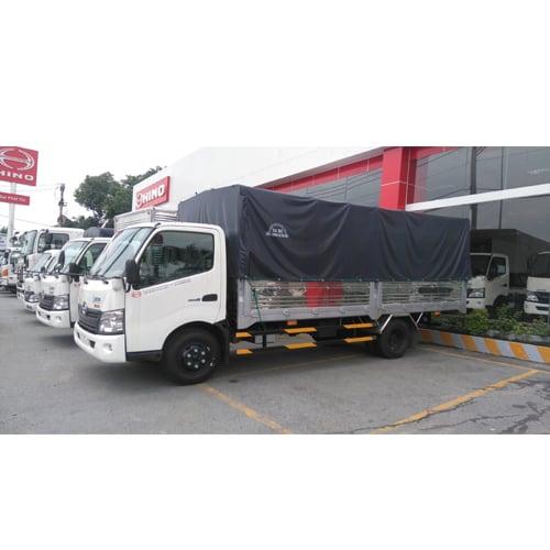Đại lý xe tải hino chính hãng