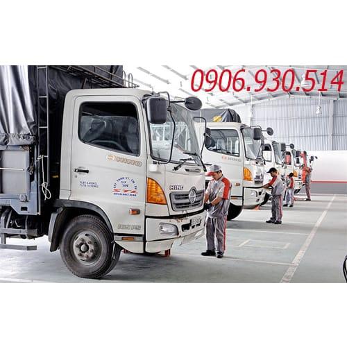 xe tải hino 6.4 tấn giá bao nhiêu
