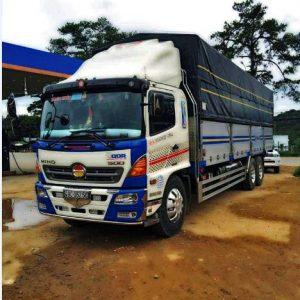 Mua bán xe tải cũ tại daklak