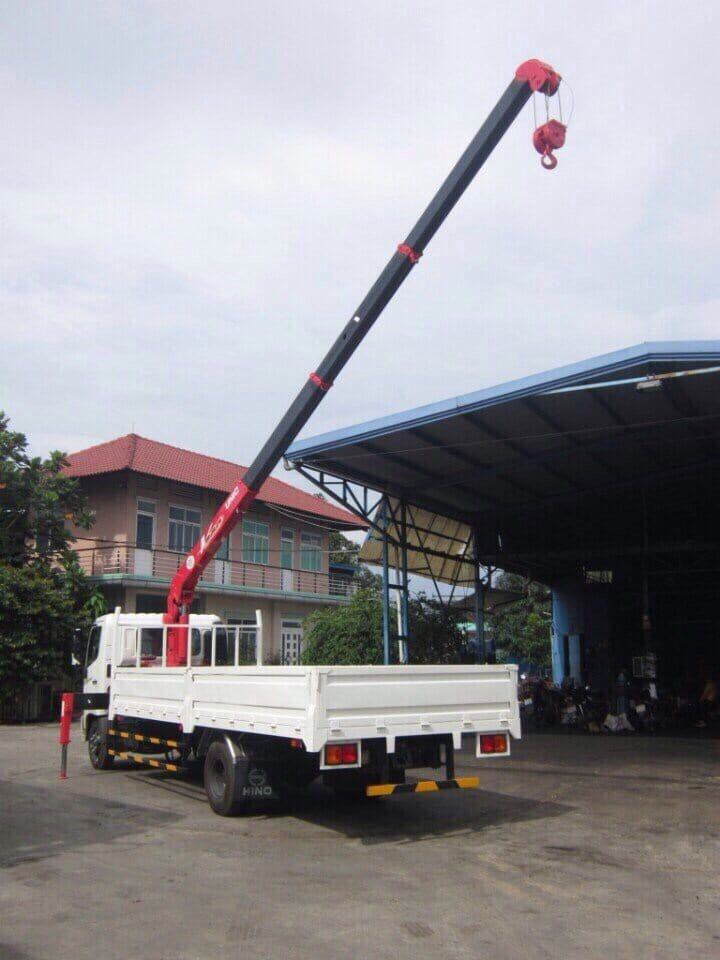 Bang Gia Xe Tai Gan Cau Soosan 5 tấn,7 tấn, 8 tấn,